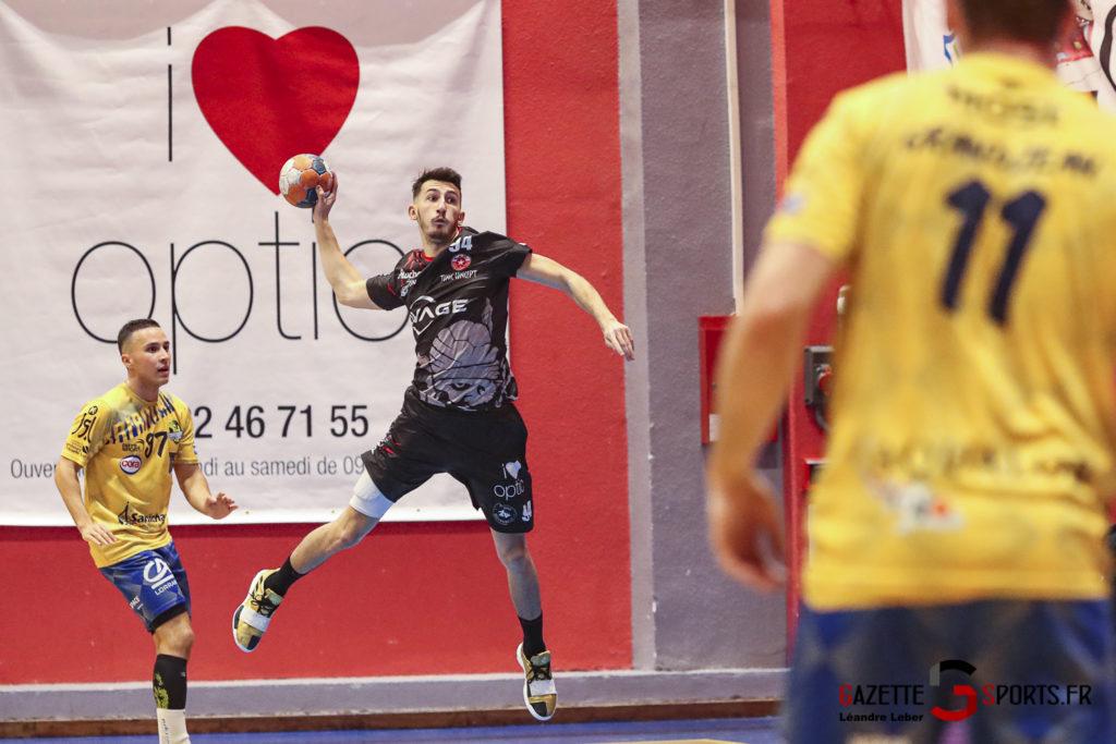 Handball Aph Vs Sarrebourg 0021 Leandre Leber Gazettesports