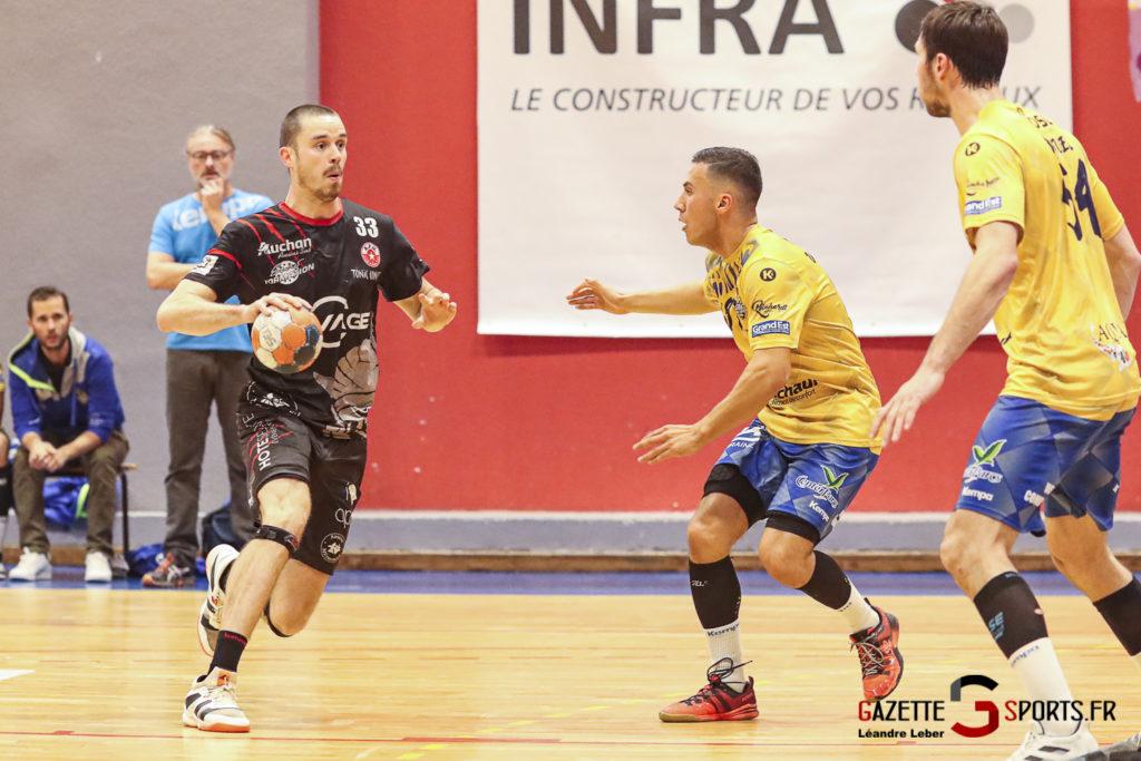 Handball Aph Vs Sarrebourg 0022 Leandre Leber Gazettesports
