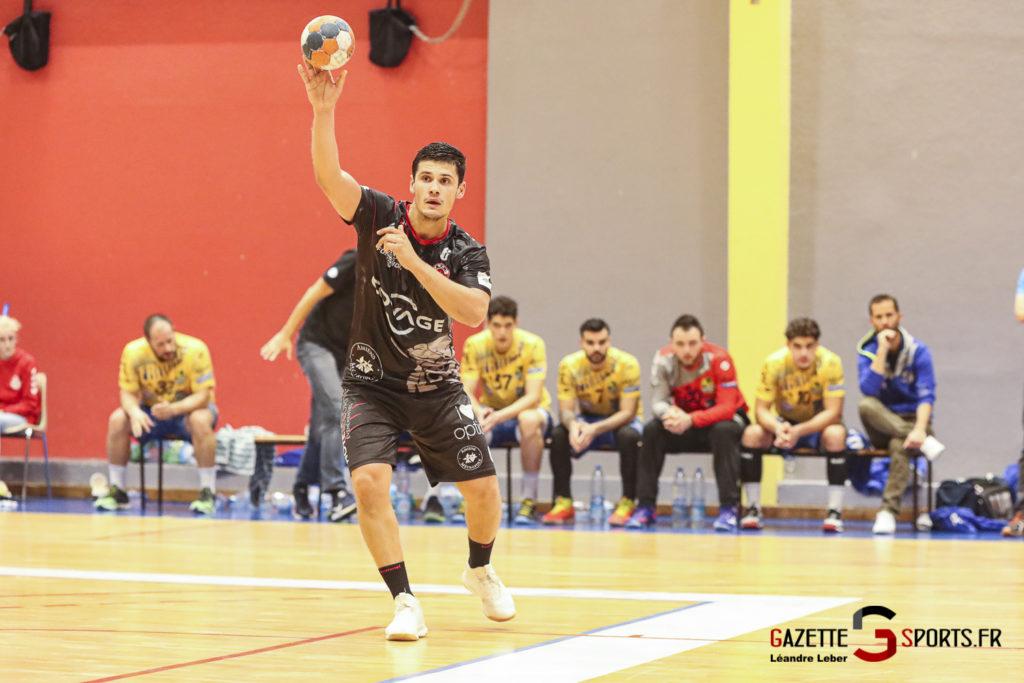 Handball Aph Vs Sarrebourg 0023 Leandre Leber Gazettesports