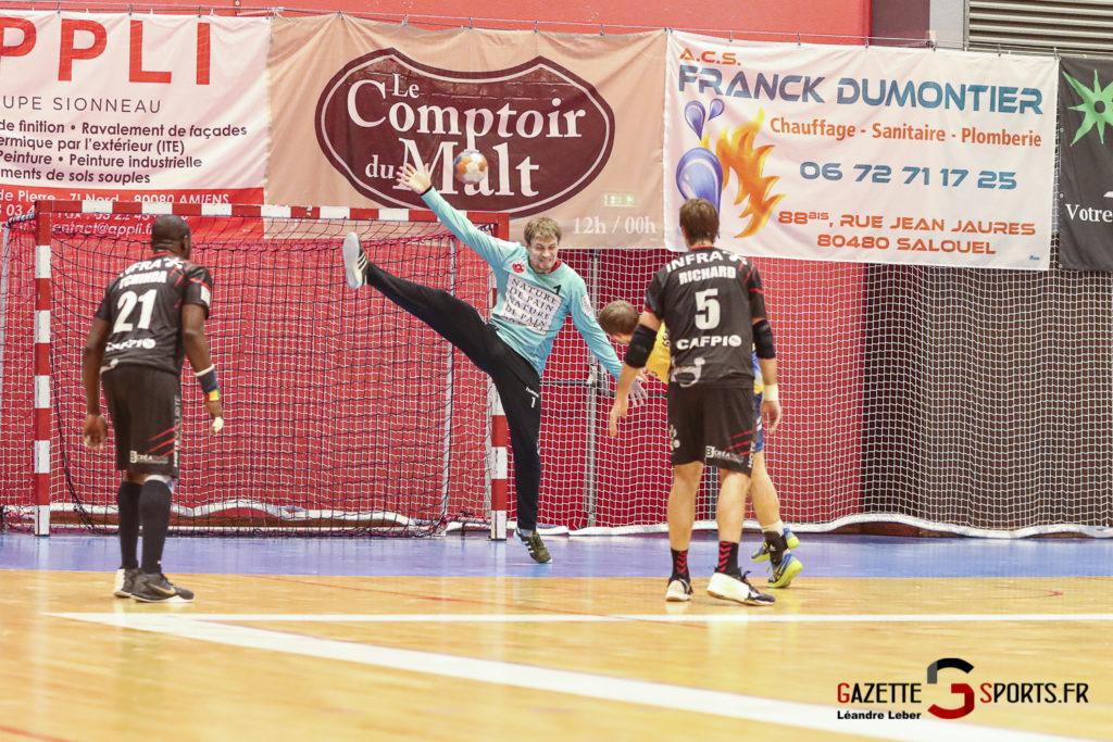 Handball Aph Vs Sarrebourg 0024 Leandre Leber Gazettesports