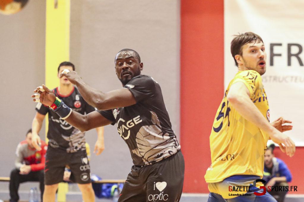 Handball Aph Vs Sarrebourg 0025 Leandre Leber Gazettesports
