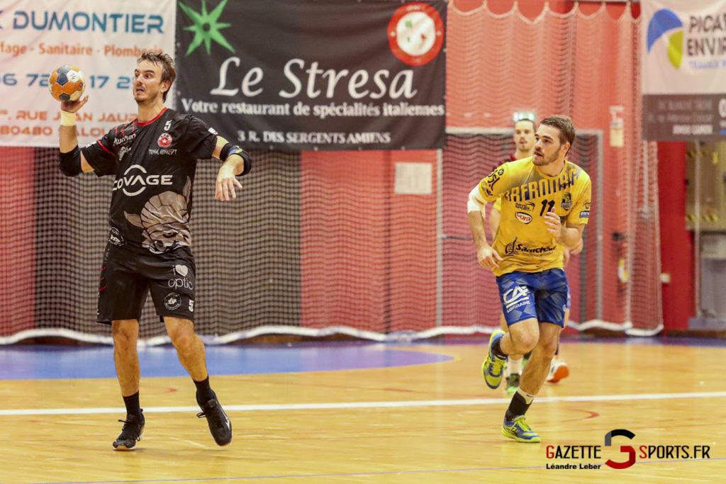 Handball Aph Vs Sarrebourg 0026 Leandre Leber Gazettesports