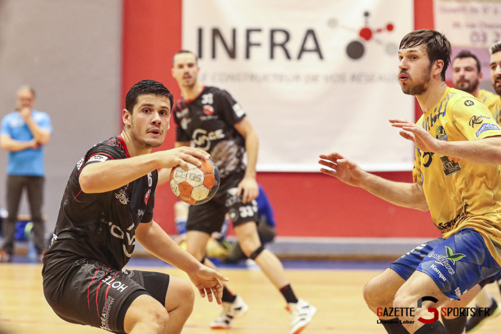 Handball Aph Vs Sarrebourg 0027 Leandre Leber Gazettesports