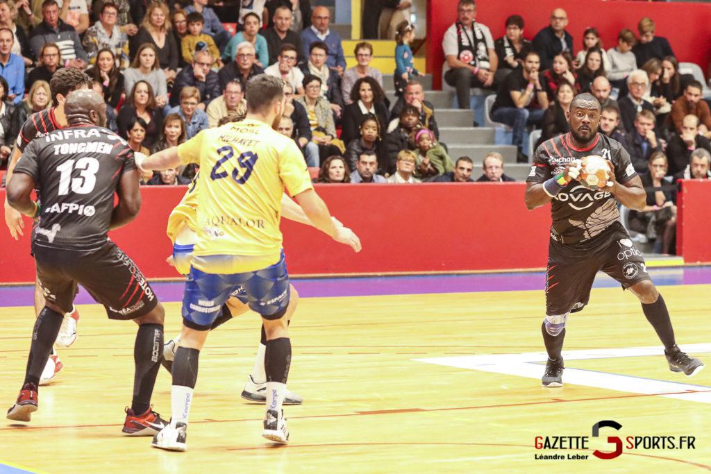 Handball Aph Vs Sarrebourg 0030 Leandre Leber Gazettesports