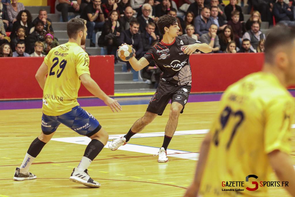 Handball Aph Vs Sarrebourg 0031 Leandre Leber Gazettesports