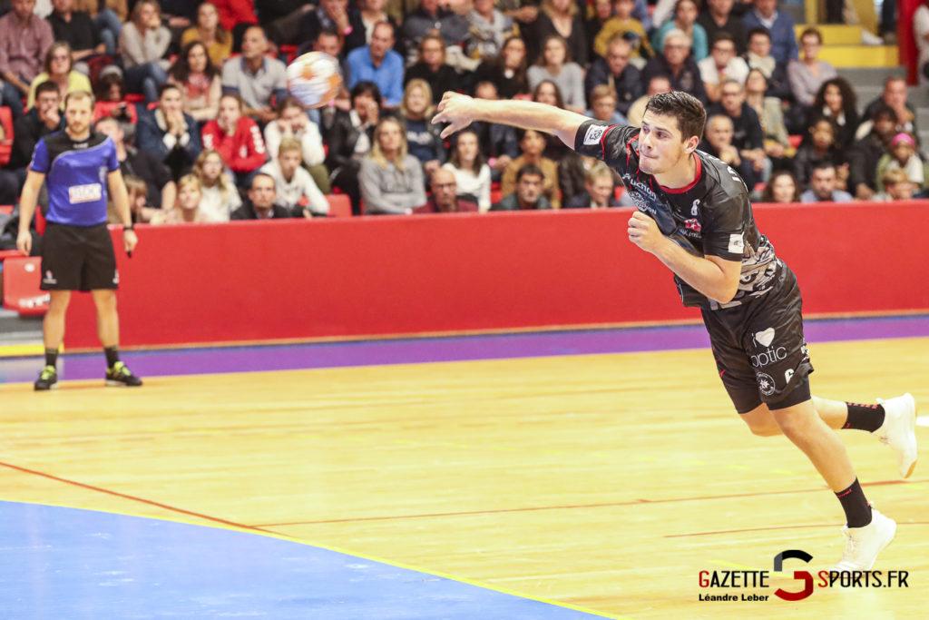 Handball Aph Vs Sarrebourg 0033 Leandre Leber Gazettesports
