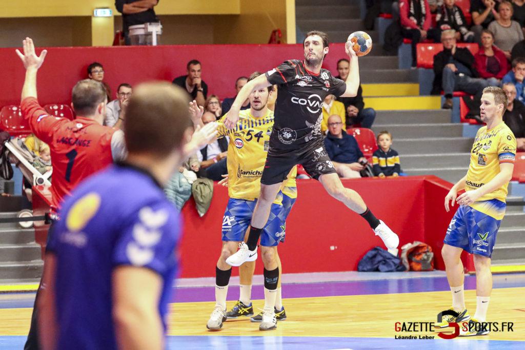 Handball Aph Vs Sarrebourg 0034 Leandre Leber Gazettesports