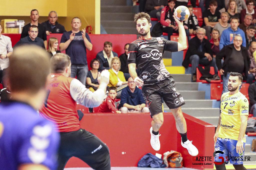 Handball Aph Vs Sarrebourg 0036 Leandre Leber Gazettesports