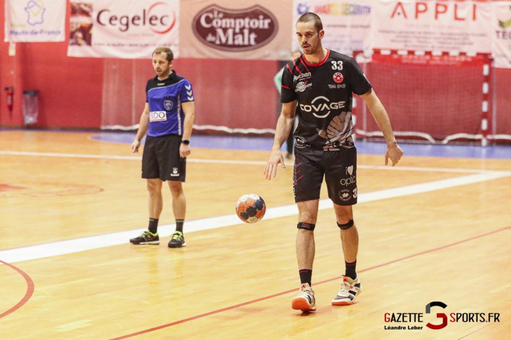 Handball Aph Vs Sarrebourg 0037 Leandre Leber Gazettesports