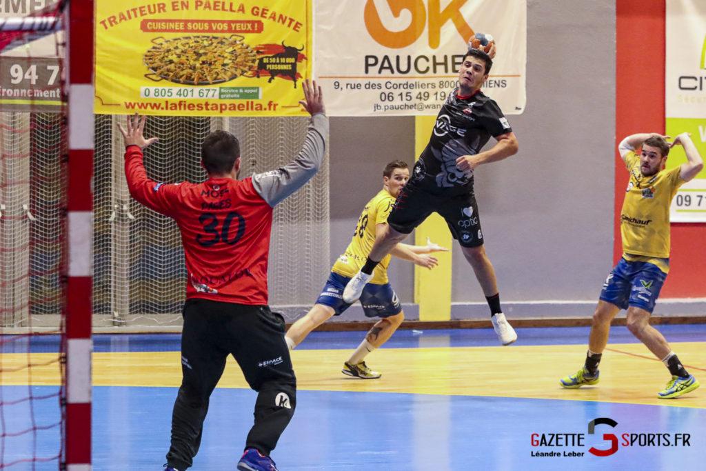 Handball Aph Vs Sarrebourg 0038 Leandre Leber Gazettesports