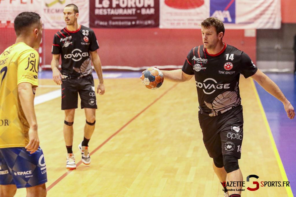 Handball Aph Vs Sarrebourg 0039 Leandre Leber Gazettesports