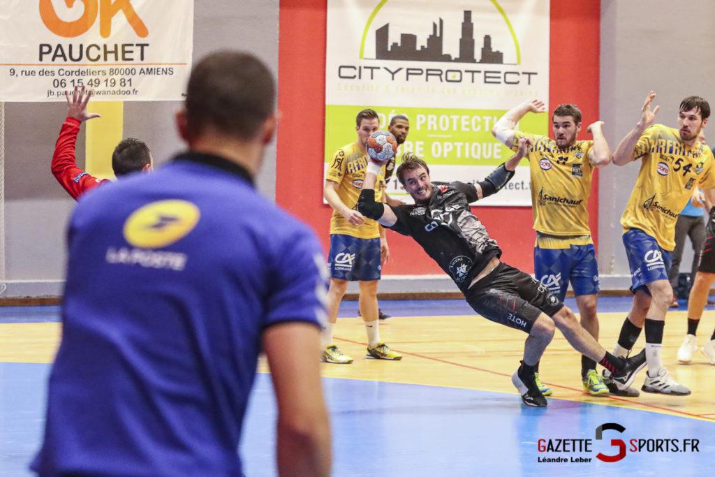 Handball Aph Vs Sarrebourg 0040 Leandre Leber Gazettesports