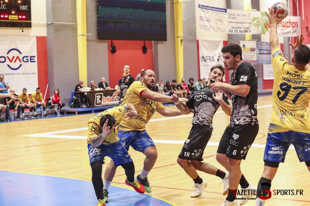 Handball Aph Vs Sarrebourg 0041 Leandre Leber Gazettesports