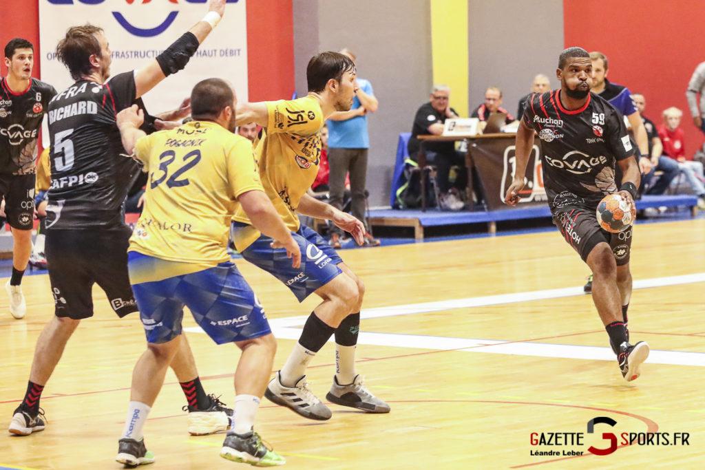 Handball Aph Vs Sarrebourg 0042 Leandre Leber Gazettesports