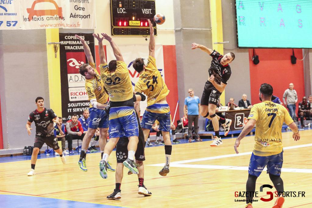 Handball Aph Vs Sarrebourg 0043 Leandre Leber Gazettesports