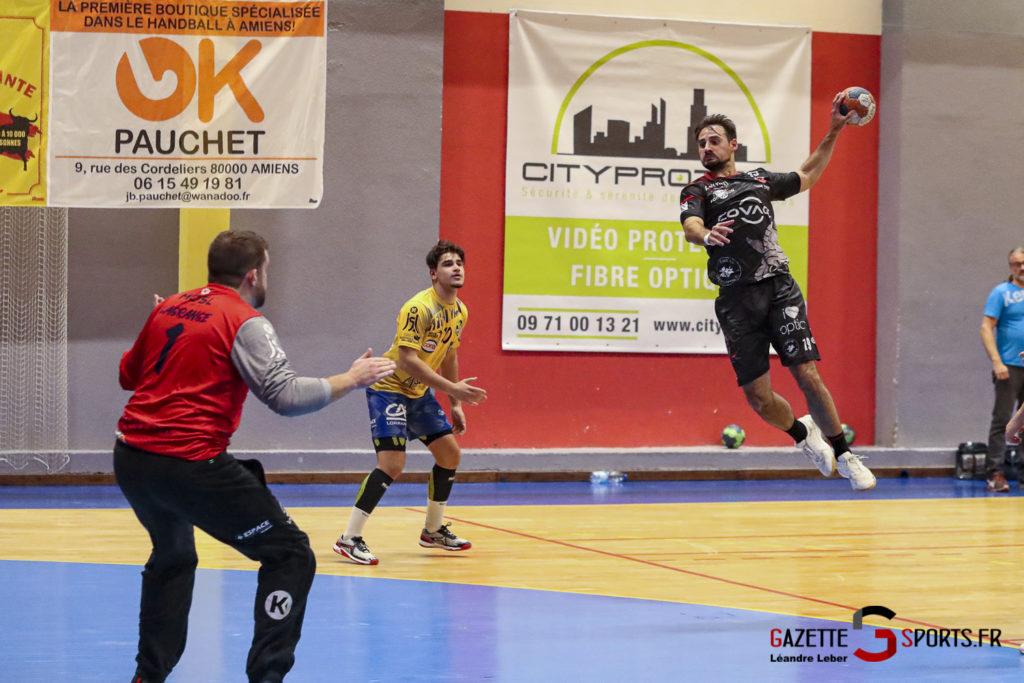 Handball Aph Vs Sarrebourg 0044 Leandre Leber Gazettesports