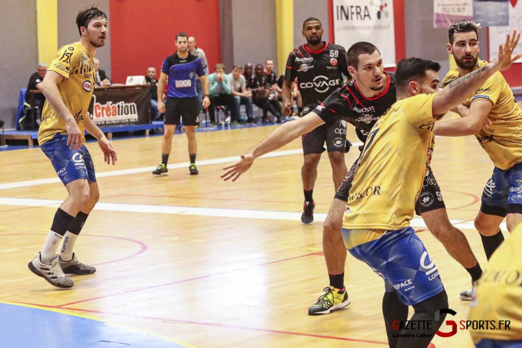 Handball Aph Vs Sarrebourg 0045 Leandre Leber Gazettesports