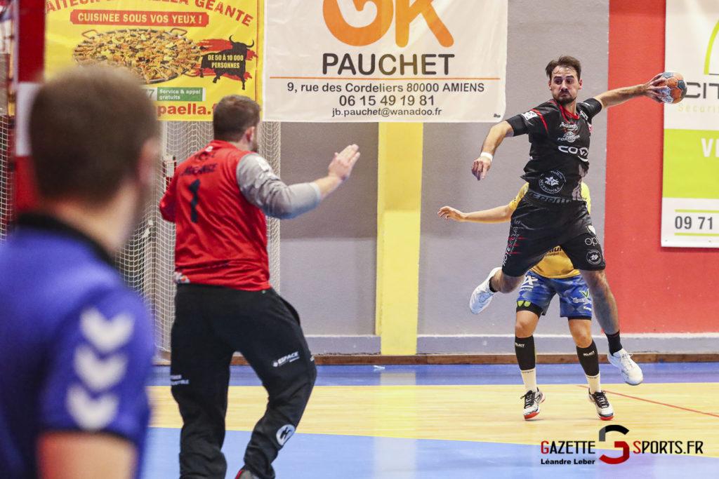 Handball Aph Vs Sarrebourg 0047 Leandre Leber Gazettesports