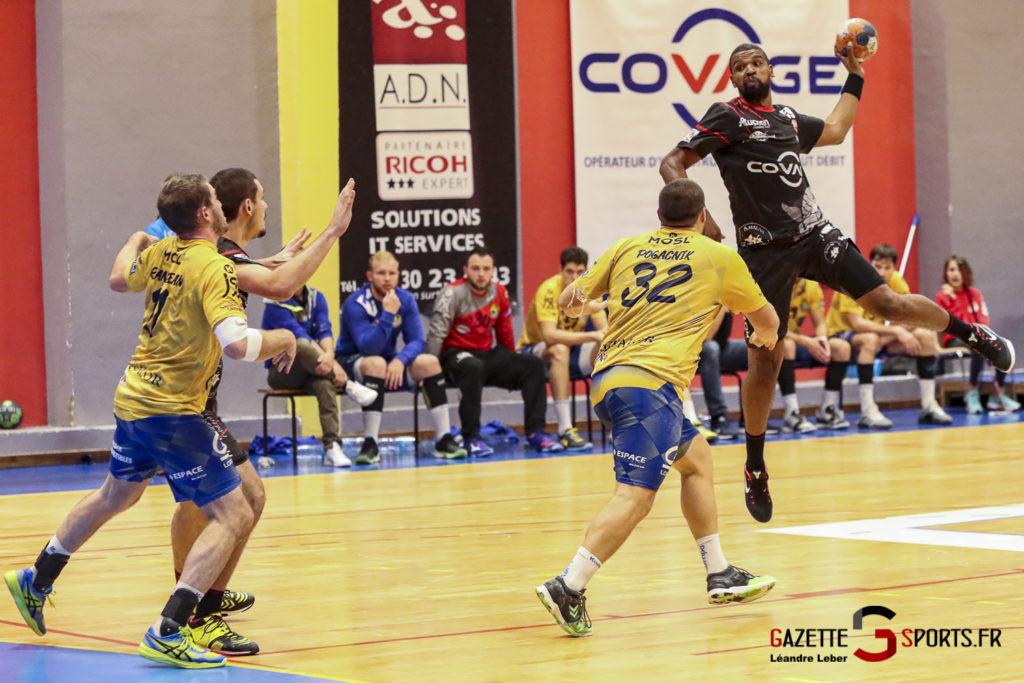 Handball Aph Vs Sarrebourg 0049 Leandre Leber Gazettesports