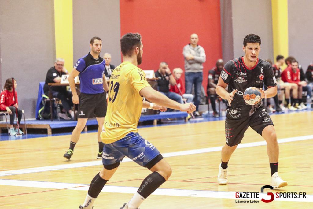 Handball Aph Vs Sarrebourg 0050 Leandre Leber Gazettesports