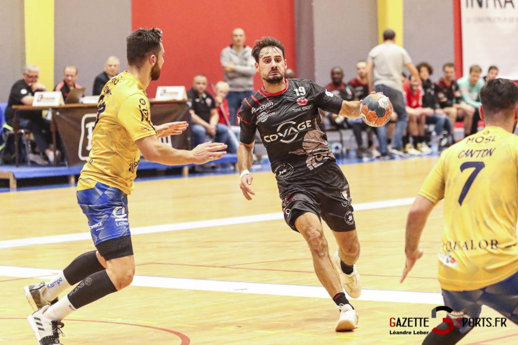 Handball Aph Vs Sarrebourg 0051 Leandre Leber Gazettesports