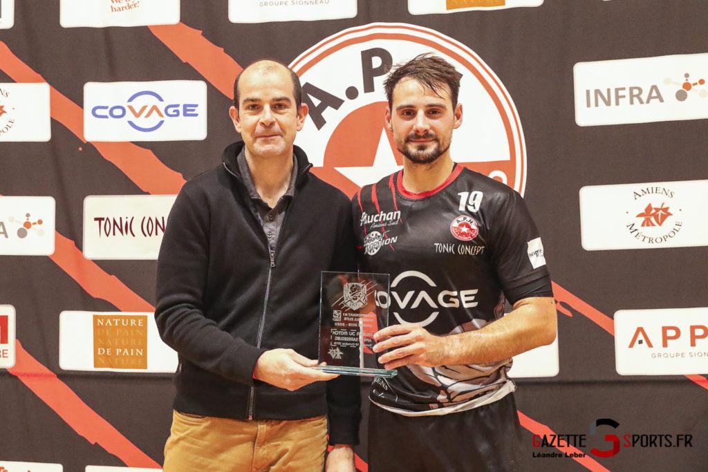 Handball Aph Vs Sarrebourg 0054 Leandre Leber Gazettesports