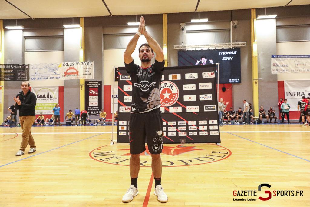 Handball Aph Vs Sarrebourg 0055 Leandre Leber Gazettesports