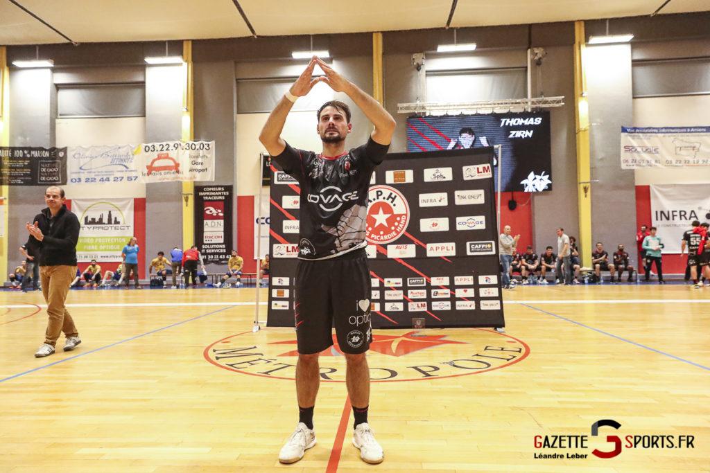 Handball Aph Vs Sarrebourg 0056 Leandre Leber Gazettesports