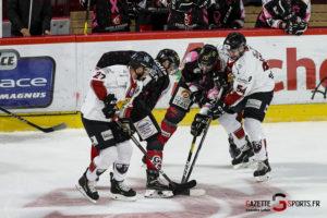 Hockey Sur Glace Amiens Vs Chamonix Les Gothiques 0025 Leandre Leber Gazettesports
