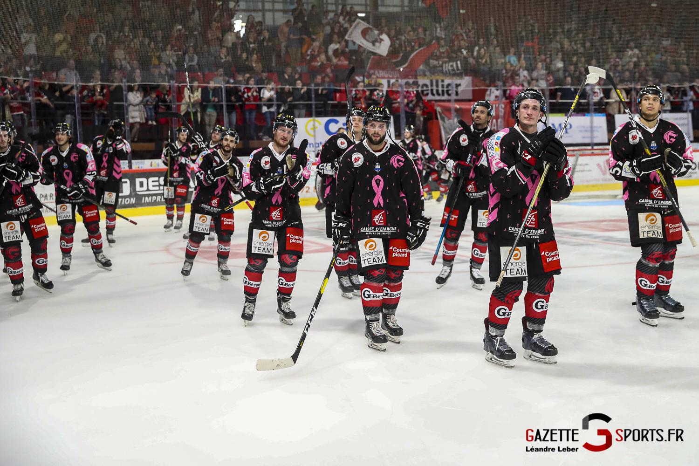 Hockey Sur Glace Amiens Vs Chamonix Les Gothiques 0079 Leandre Leber Gazettesports