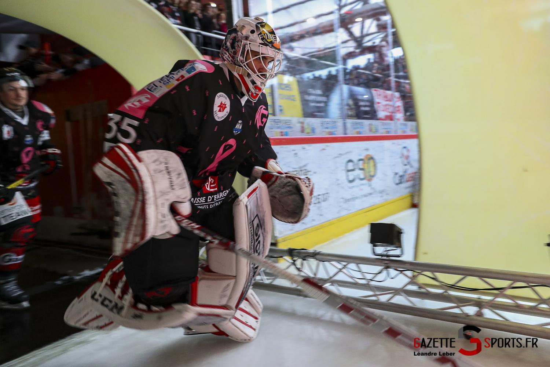 Hockey Sur Glace Les Gothiques Amiens Vs Grenoble Bruleurs De Loups 0002 Leandre Leber Gazettesports