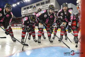 Hockey Sur Glace Les Gothiques Amiens Vs Grenoble Bruleurs De Loups 0007 Leandre Leber Gazettesports