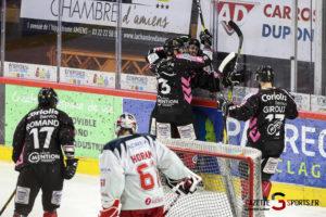 Hockey Sur Glace Les Gothiques Amiens Vs Grenoble Bruleurs De Loups 0051 Leandre Leber Gazettesports