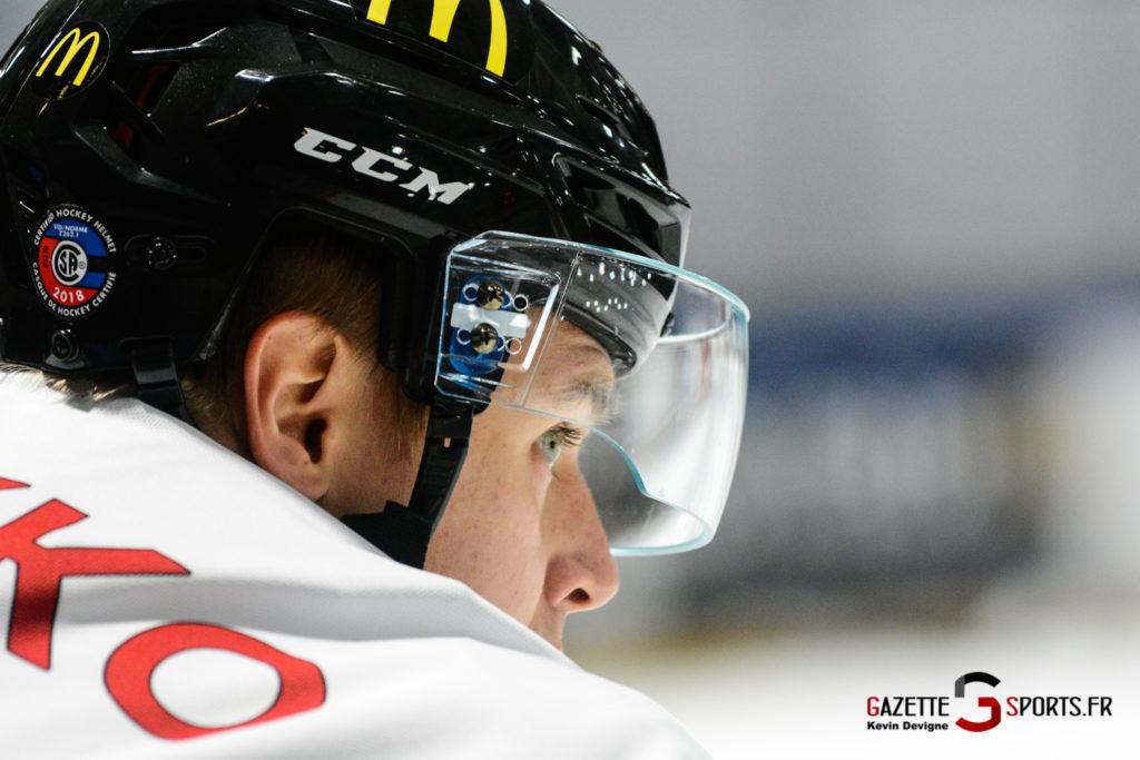 Hockeysurglace Rouen Vs Amiens Kevin Devigne Gazettesports