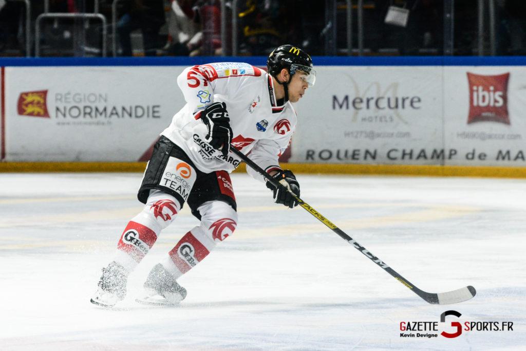 Hockeysurglace Rouen Vs Amiens Kevin Devigne Gazettesports 13