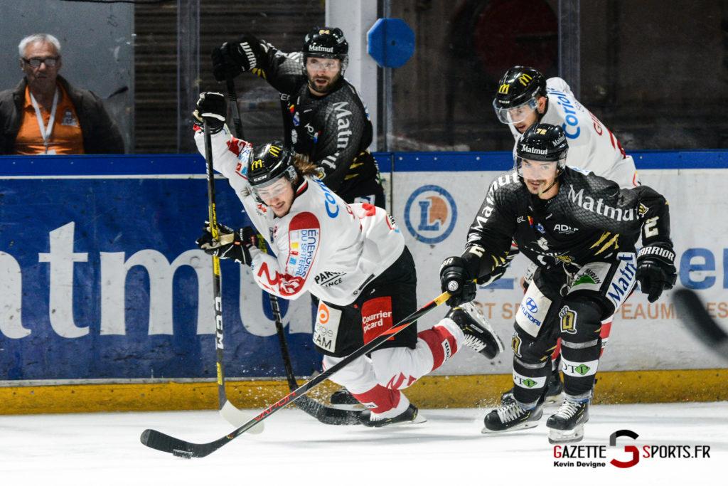 Hockeysurglace Rouen Vs Amiens Kevin Devigne Gazettesports 15