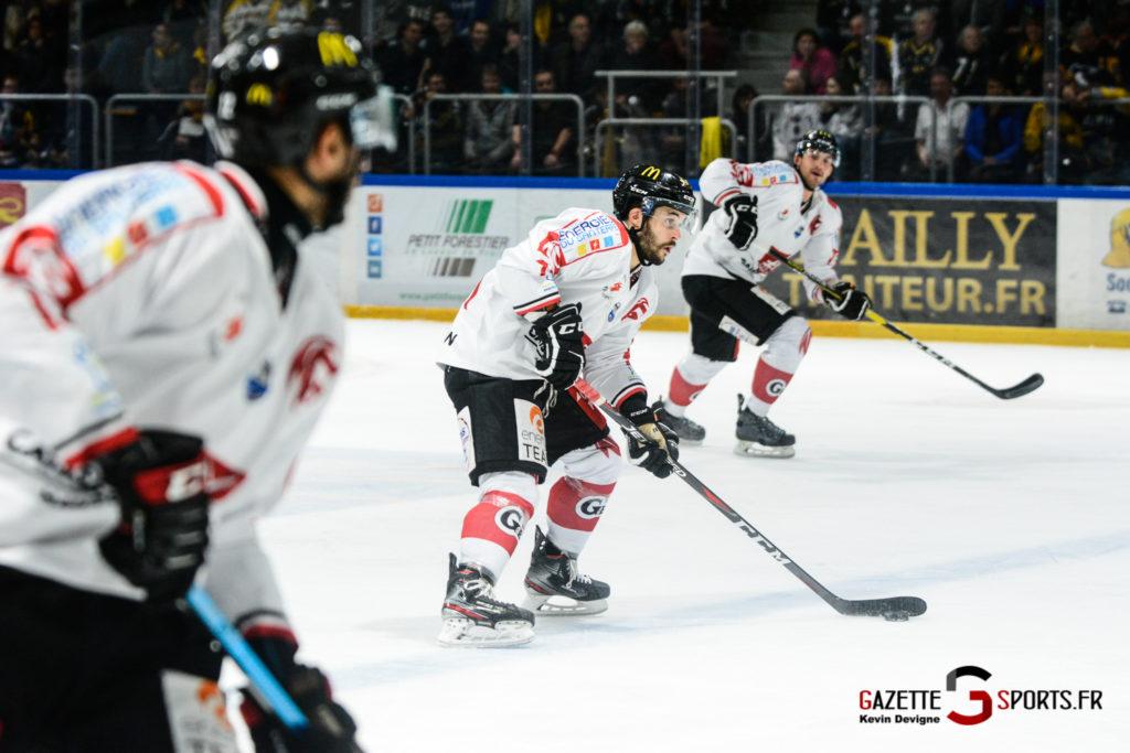 Hockeysurglace Rouen Vs Amiens Kevin Devigne Gazettesports 16