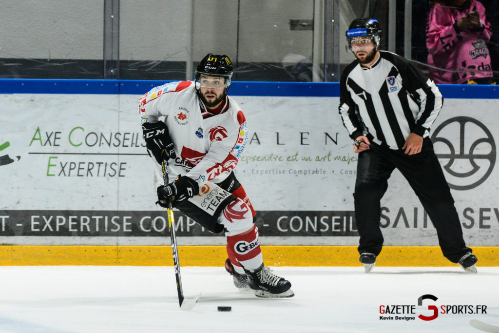 Hockeysurglace Rouen Vs Amiens Kevin Devigne Gazettesports 17