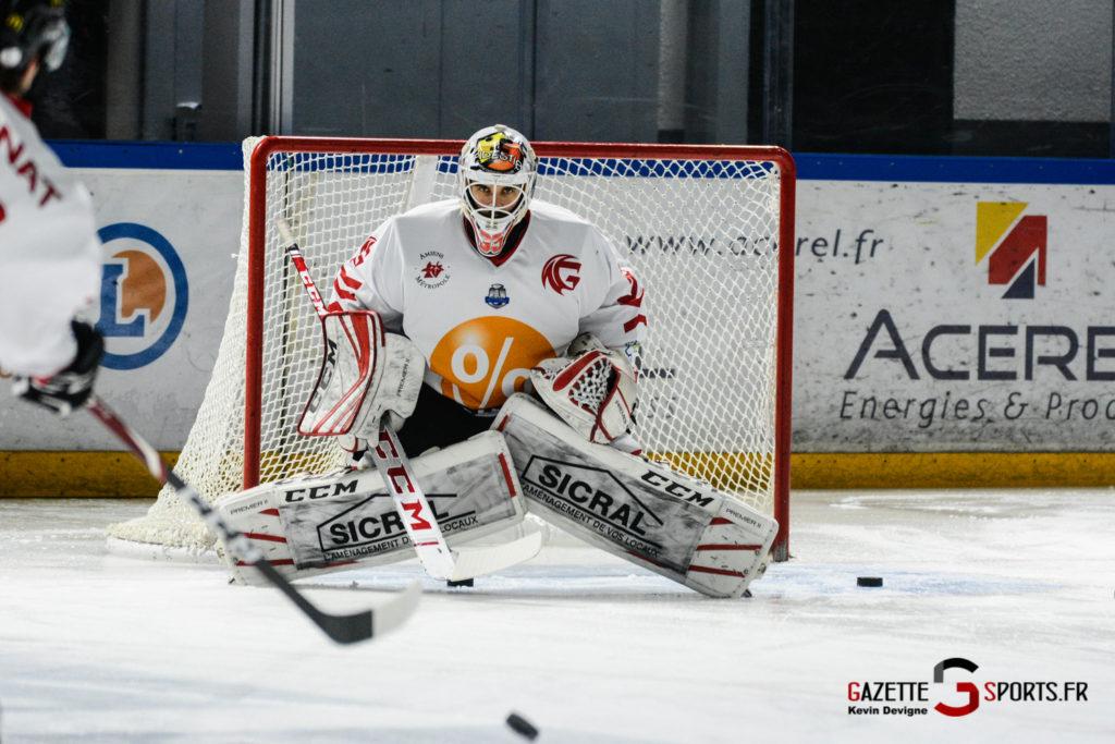 Hockeysurglace Rouen Vs Amiens Kevin Devigne Gazettesports 2