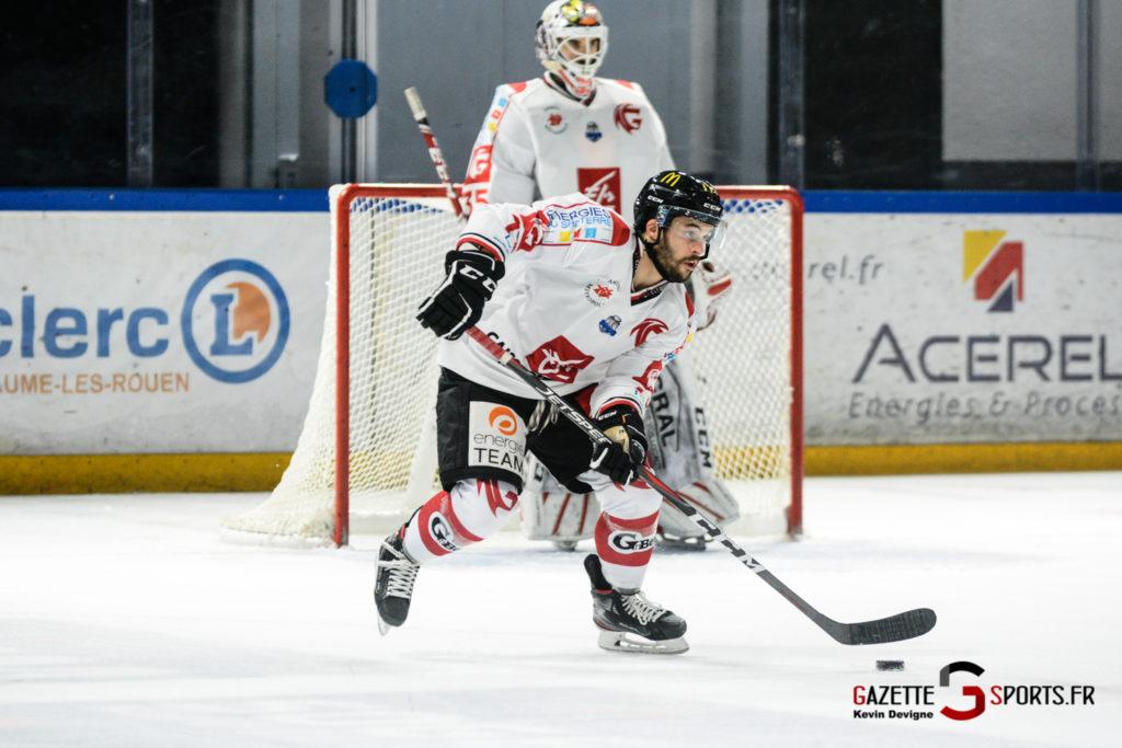 Hockeysurglace Rouen Vs Amiens Kevin Devigne Gazettesports 21