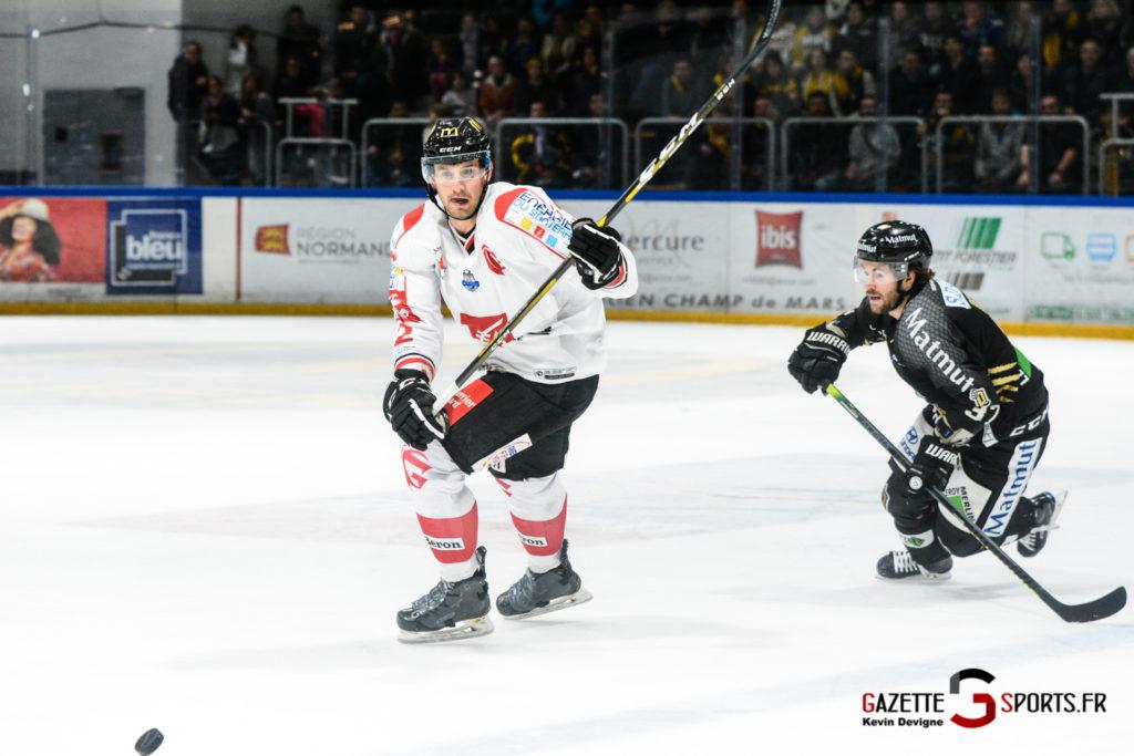 Hockeysurglace Rouen Vs Amiens Kevin Devigne Gazettesports 22