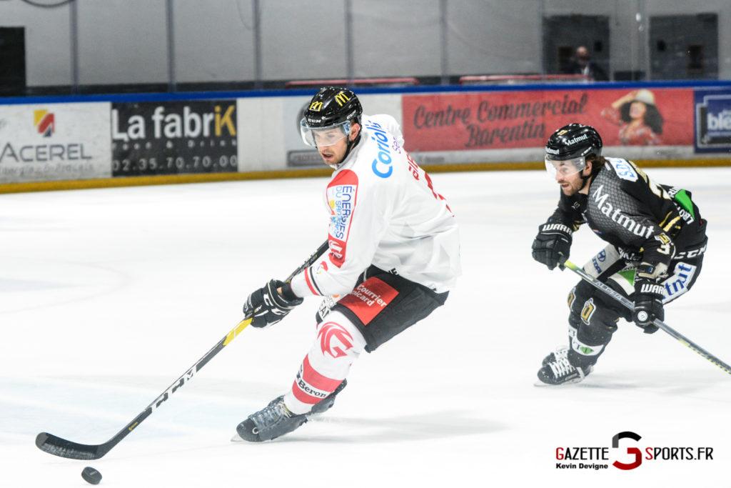 Hockeysurglace Rouen Vs Amiens Kevin Devigne Gazettesports 23