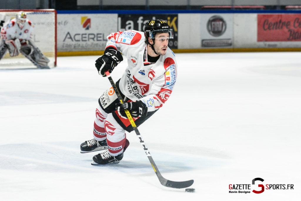 Hockeysurglace Rouen Vs Amiens Kevin Devigne Gazettesports 24