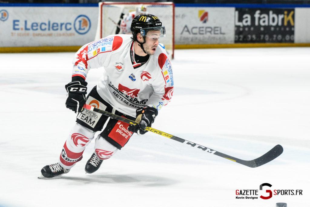 Hockeysurglace Rouen Vs Amiens Kevin Devigne Gazettesports 25