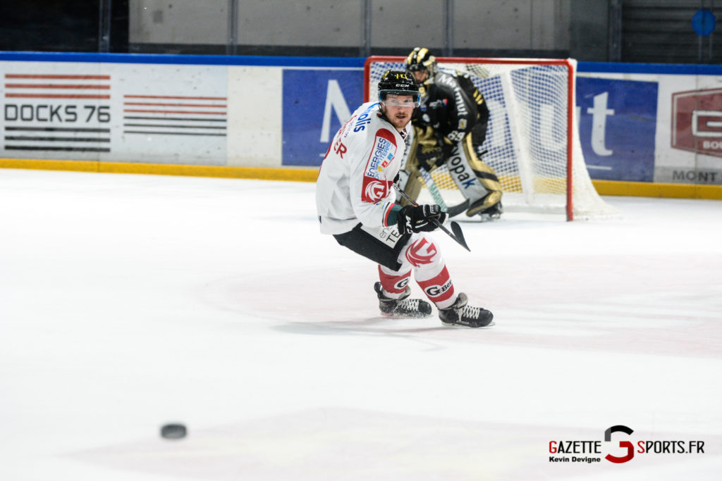 Hockeysurglace Rouen Vs Amiens Kevin Devigne Gazettesports 30