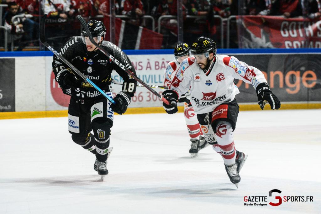 Hockeysurglace Rouen Vs Amiens Kevin Devigne Gazettesports 31