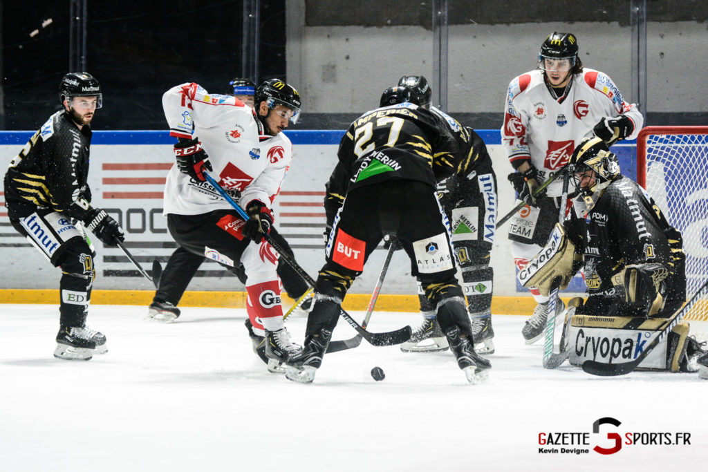 Hockeysurglace Rouen Vs Amiens Kevin Devigne Gazettesports 32