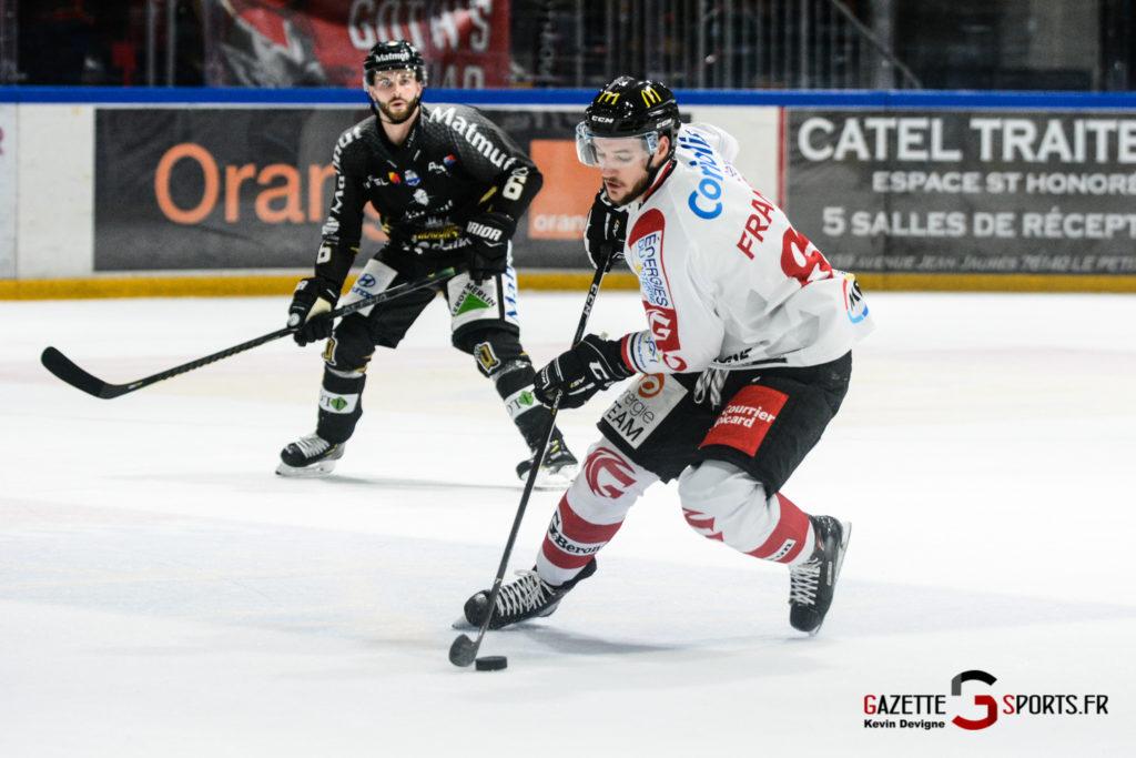 Hockeysurglace Rouen Vs Amiens Kevin Devigne Gazettesports 33