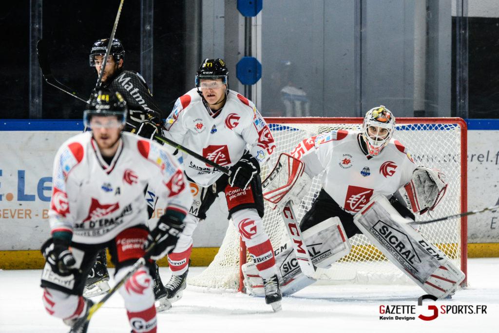 Hockeysurglace Rouen Vs Amiens Kevin Devigne Gazettesports 35