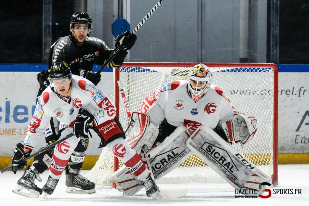 Hockeysurglace Rouen Vs Amiens Kevin Devigne Gazettesports 36